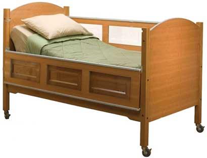 SleepSafe II Medium Bed Twin Size
